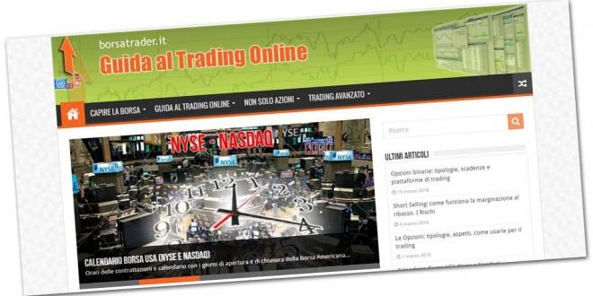 Borsatrader: una guida facile al trading online