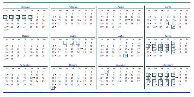 Calendario Borsa Italiana.Calendario Borsa Italiana 2011 Guida Trading Online