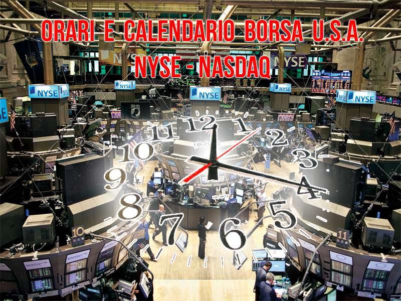 Borsa Italiana Calendario 2020.Calendario Borsa Italiana 2019 Orari E Giorni Di Chiusura