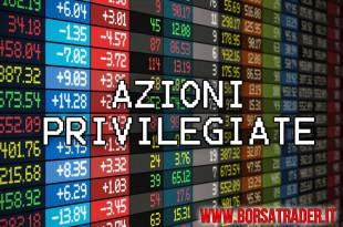 Azioni Privilegiate: trading