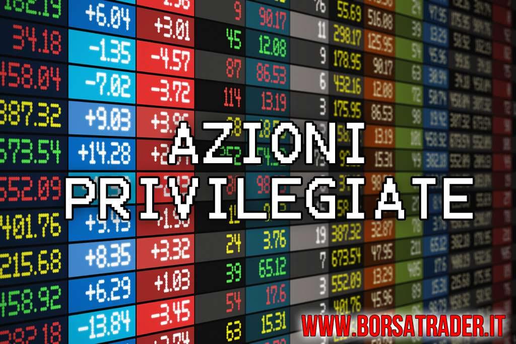 Trading on line azioni