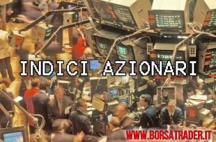 Indici azionari di Borsa