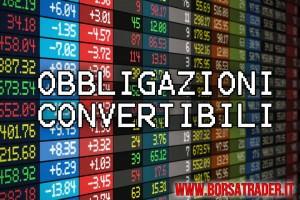 Obbligazioni convertibili
