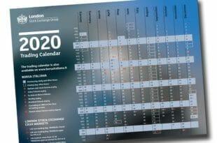 Calendario Borsa Italiana 2020
